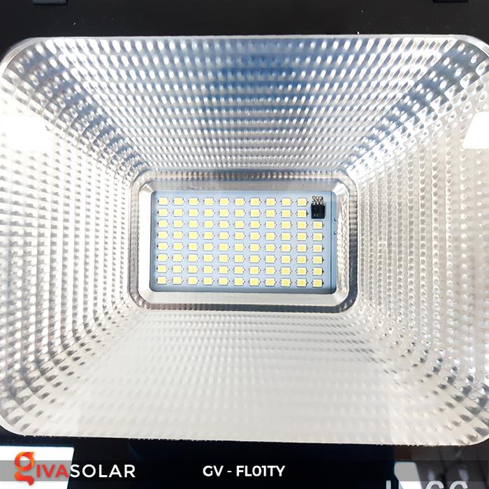 Đèn pha năng lượng mặt trời thông minh GV-FL01TY 18