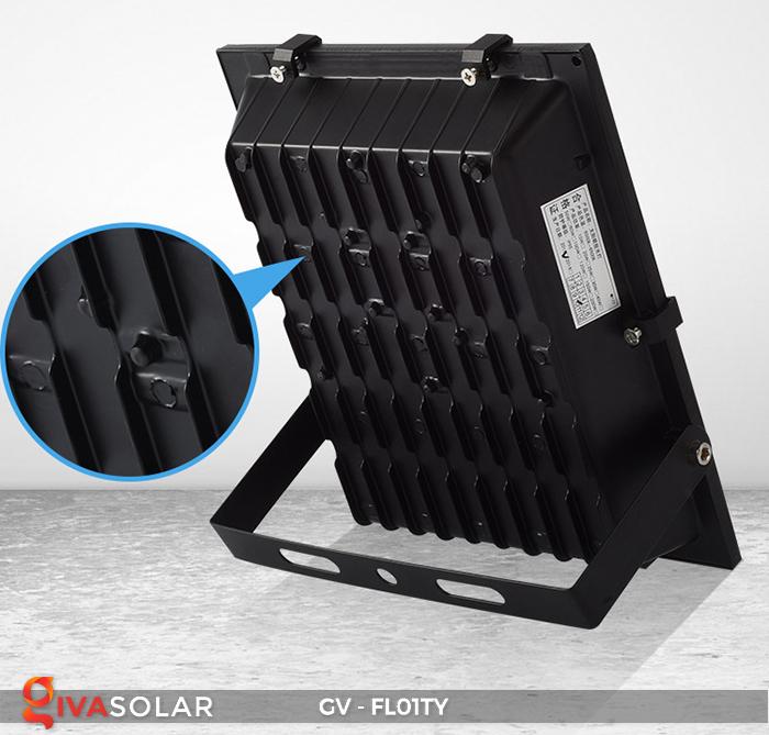 Đèn pha năng lượng mặt trời thông minh GV-FL01TY 21