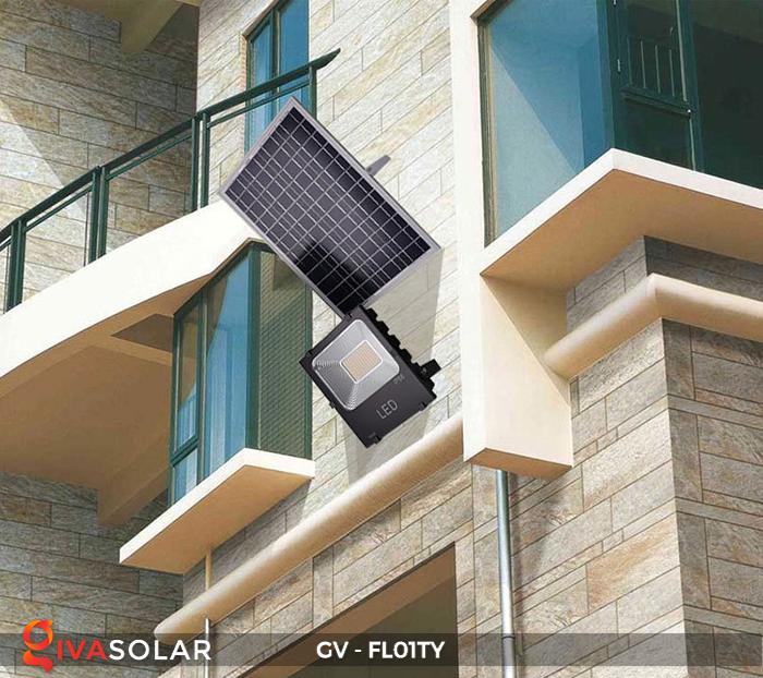 Đèn pha năng lượng mặt trời thông minh GV-FL01TY 26