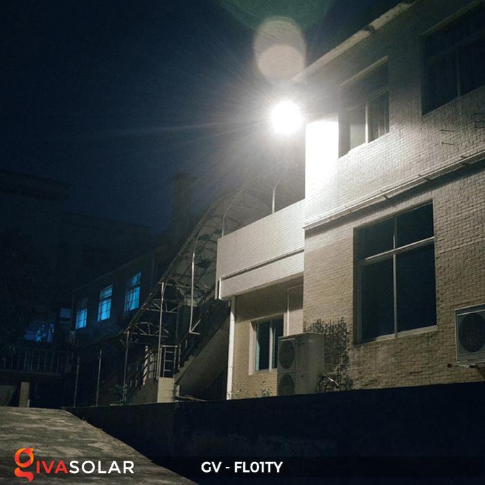 Đèn pha năng lượng mặt trời thông minh GV-FL01TY 28