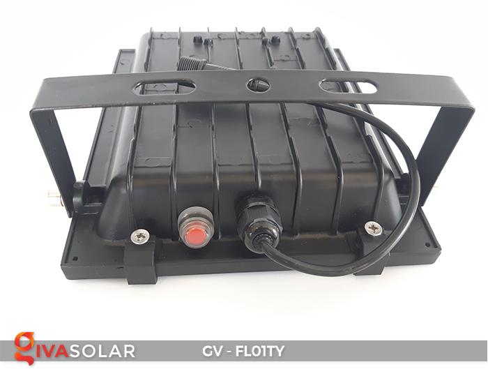Đèn pha năng lượng mặt trời thông minh GV-FL01TY 7
