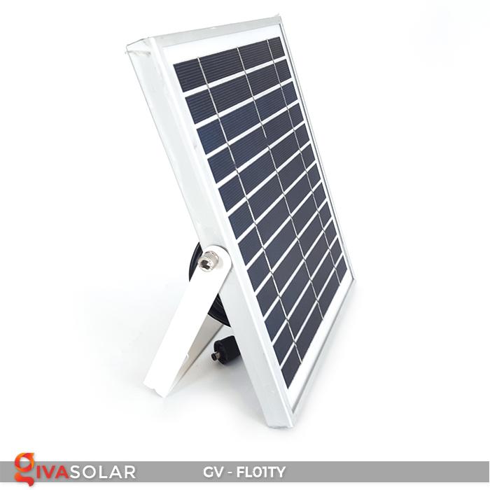 Đèn pha năng lượng mặt trời thông minh GV-FL01TY 8
