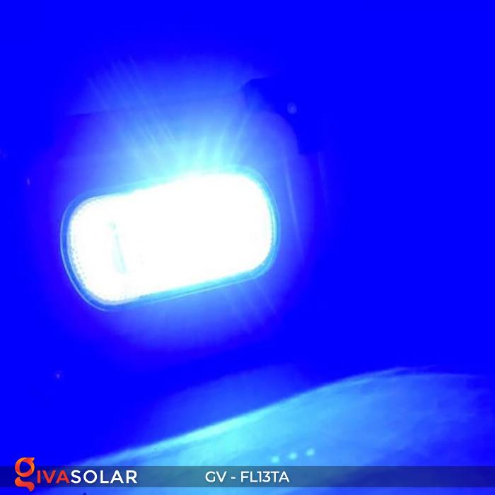 Đèn pha sạc mini năng lượng mặt trời GV-FL13TA 16
