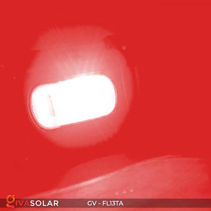 Đèn pha sạc mini năng lượng mặt trời GV-FL13TA 17