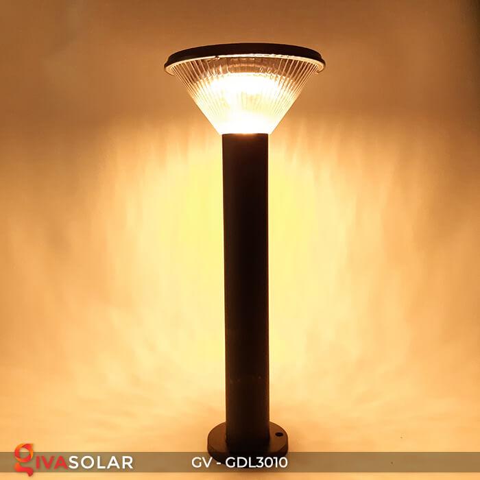 Đèn lối đi năng lượng mặt trời GV-GDL3010 2