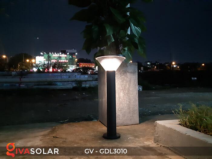 Đèn lối đi năng lượng mặt trời GV-GDL3010 3