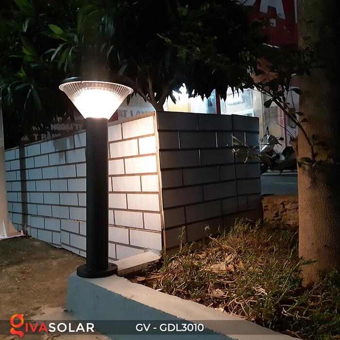 Đèn lối đi năng lượng mặt trời GV-GDL3010 4