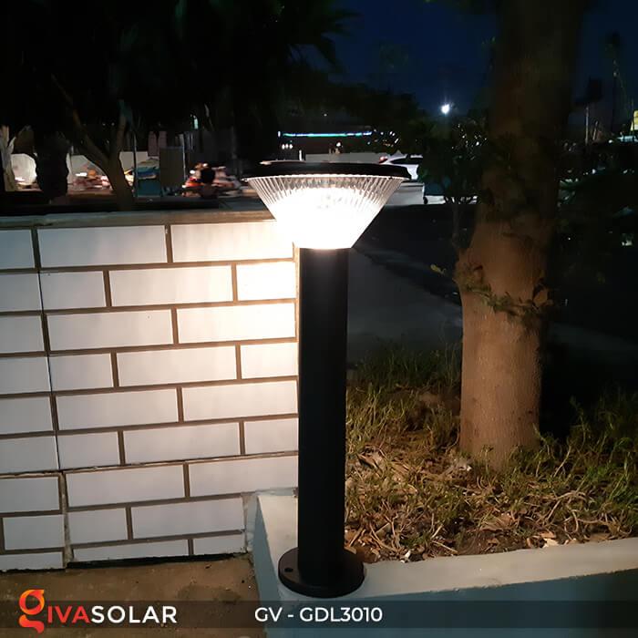 Đèn lối đi năng lượng mặt trời GV-GDL3010 5
