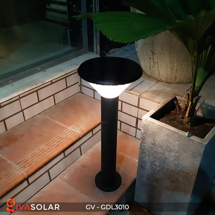 Đèn lối đi năng lượng mặt trời GV-GDL3010 8