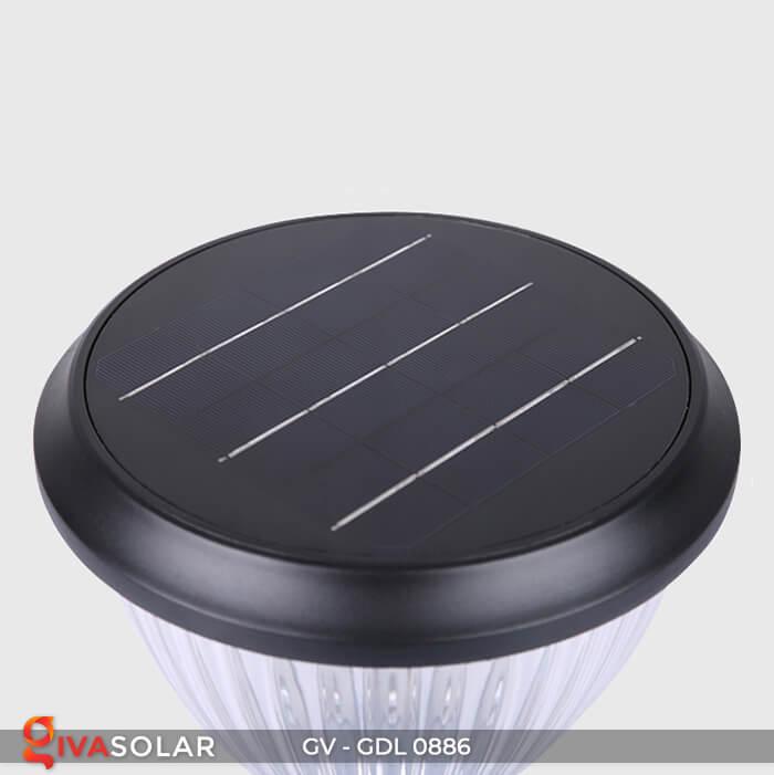 Đèn trụ sân vườn chạy năng lượng mặt trời GV-GDL0886 17