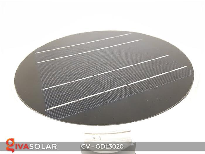 Đèn trụ sân vườn năng lượng mặt trời GV-GDL3020 17