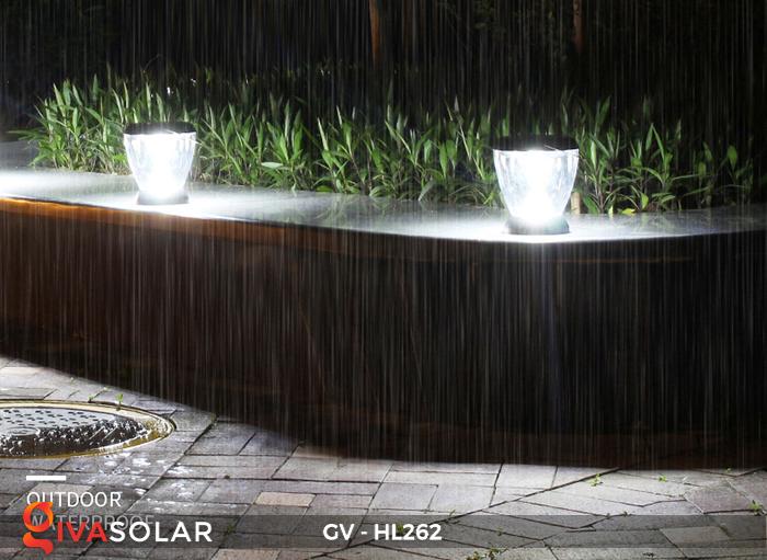Đèn sạc xách tay năng lượng mặt trời GV-HL262 11