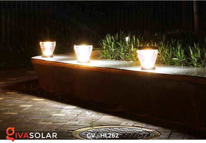 Đèn sạc xách tay năng lượng mặt trời GV-HL262 12