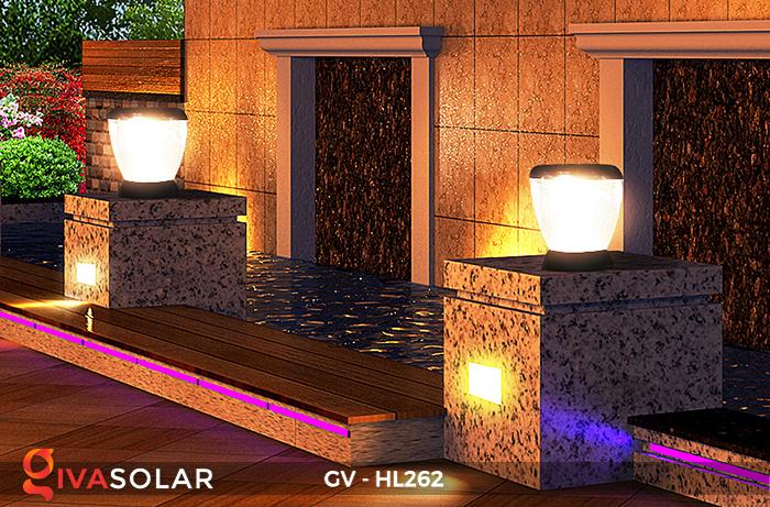 Đèn sạc xách tay năng lượng mặt trời GV-HL262 14