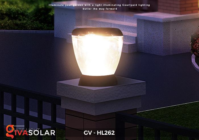 Đèn sạc xách tay năng lượng mặt trời GV-HL262 15