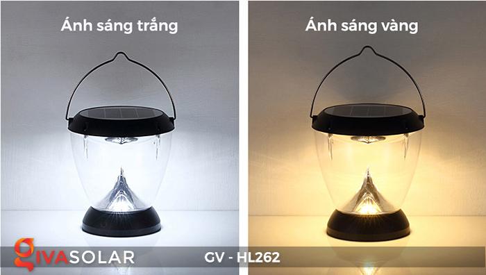 Đèn sạc xách tay năng lượng mặt trời GV-HL262 2