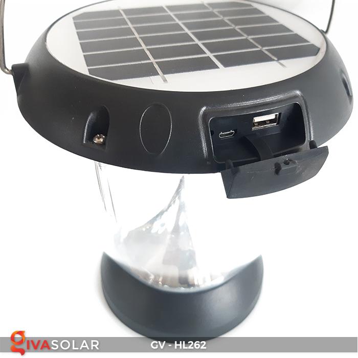 Đèn sạc xách tay năng lượng mặt trời GV-HL262 21