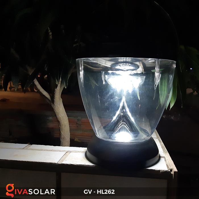 Đèn sạc xách tay năng lượng mặt trời GV-HL262 3