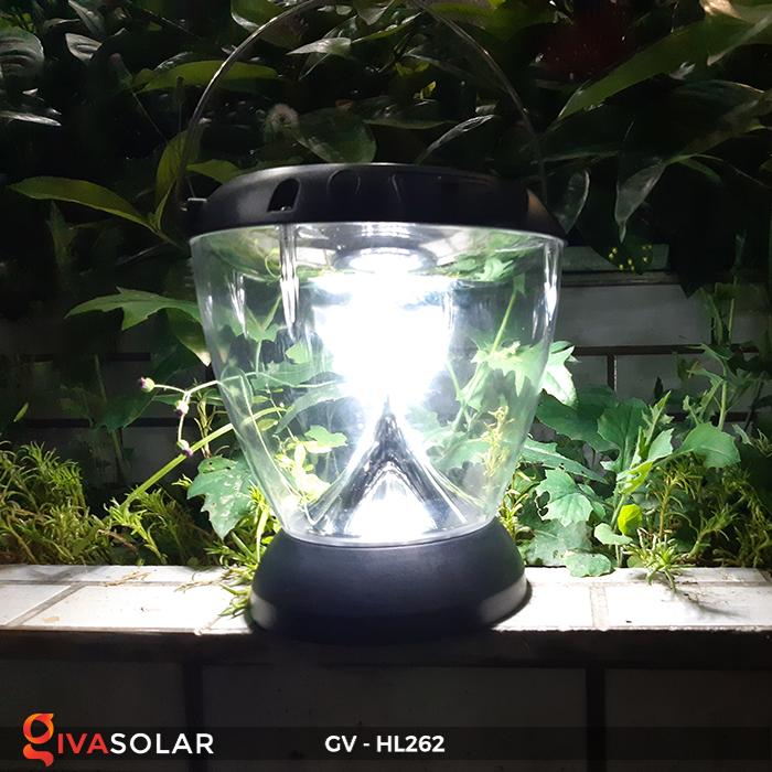 Đèn sạc xách tay năng lượng mặt trời GV-HL262 4