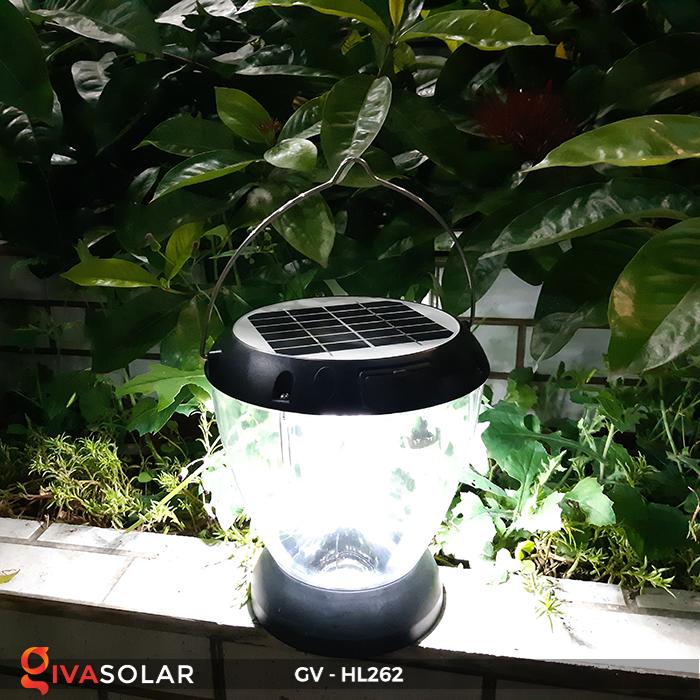 Đèn sạc xách tay năng lượng mặt trời GV-HL262 5