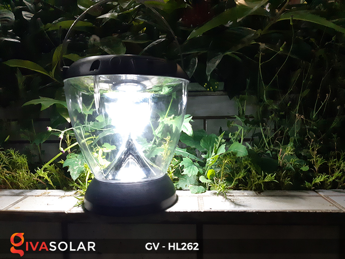 Đèn sạc xách tay năng lượng mặt trời GV-HL262 8