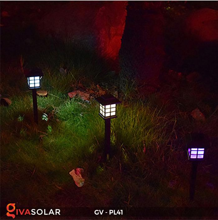 Đèn cắm cỏ năng lượng mặt trời GV-PL41 20