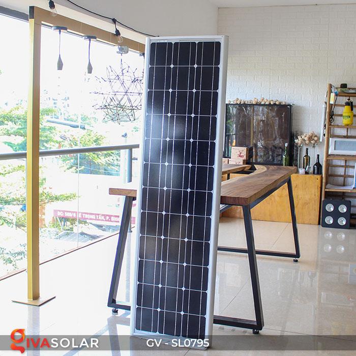 Đèn đường LED chạy năng lượng mặt trời GV-SL0795 13