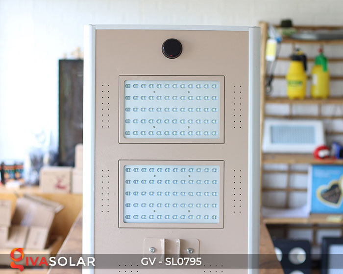 Đèn đường LED chạy năng lượng mặt trời GV-SL0795 14