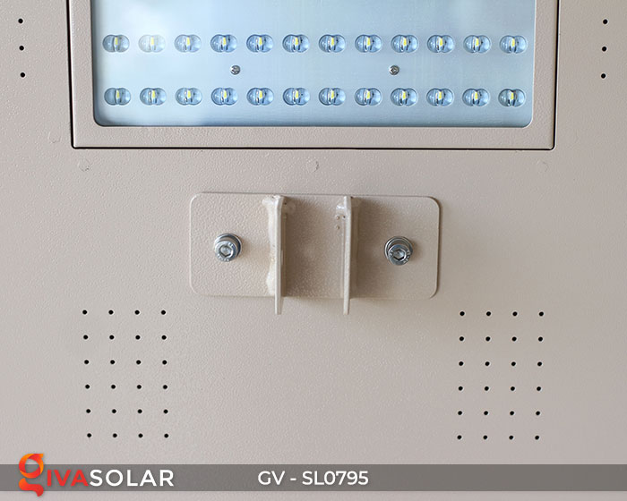 Đèn đường LED chạy năng lượng mặt trời GV-SL0795 16