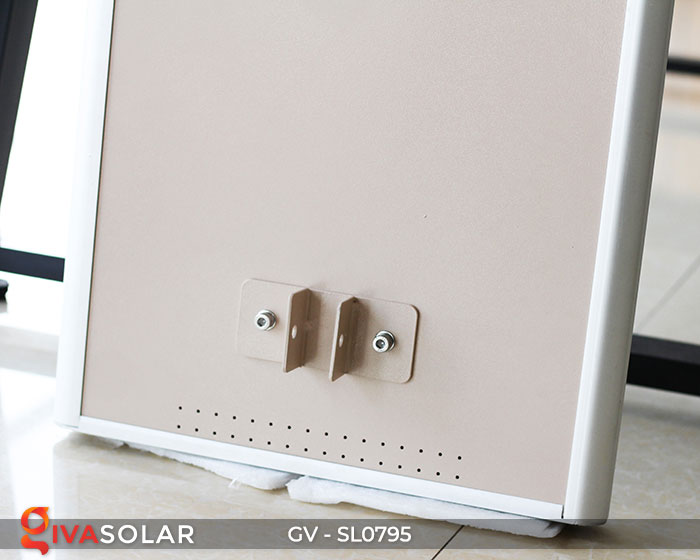 Đèn đường LED chạy năng lượng mặt trời GV-SL0795 17