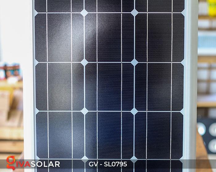 Đèn đường LED chạy năng lượng mặt trời GV-SL0795 18