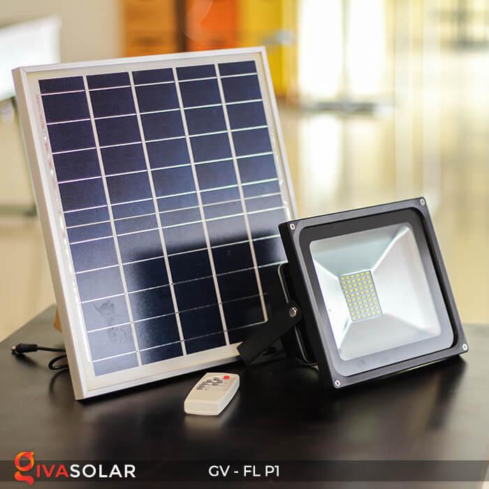 Đèn pha năng lượng mặt trời P1 4