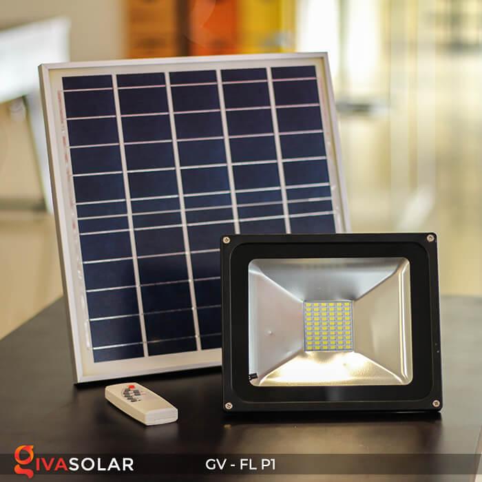 Đèn pha năng lượng mặt trời P1 5