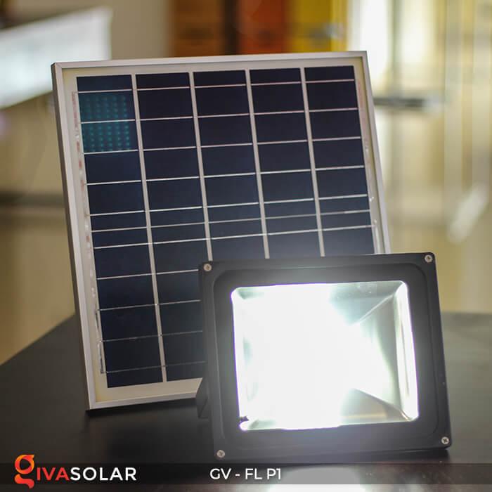 Đèn pha năng lượng mặt trời P1 6