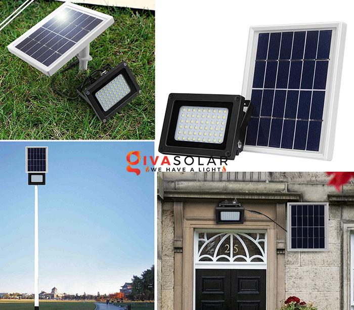 Lý do nên sử dụng đèn pha năng lượng mặt trời để bảo vệ an ninh ngoài trời 2
