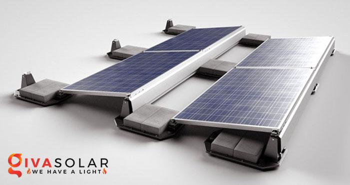 Mái nhà có thể bị hư hại bởi các tấm pin mặt trời không 1