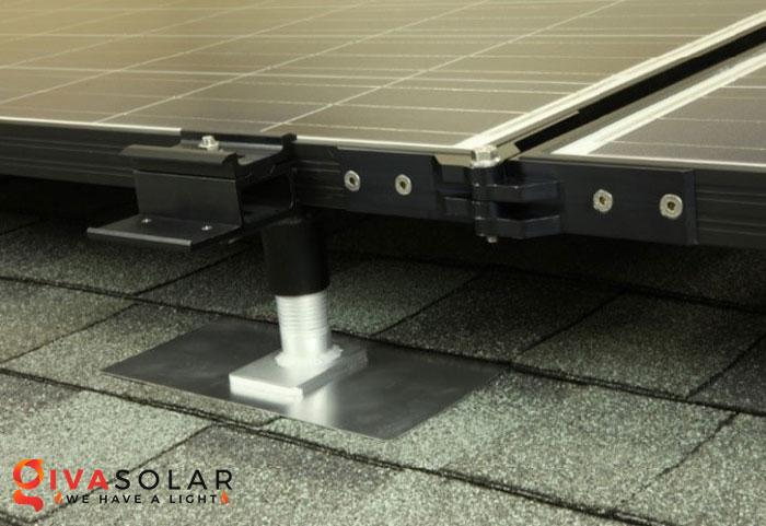 Mái nhà có thể bị hư hại bởi các tấm pin mặt trời không 2