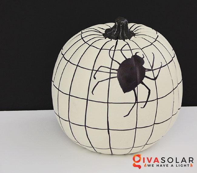 ý tưởng trang trí và khắc bí ngô đáo đáo cho lễ Halloween 31