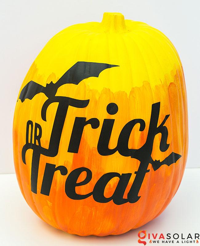 ý tưởng trang trí và khắc bí ngô đáo đáo cho lễ Halloween 35