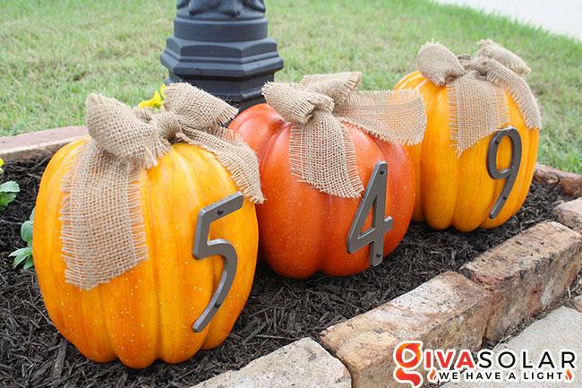 ý tưởng trang trí và khắc bí ngô đáo đáo cho lễ Halloween 39