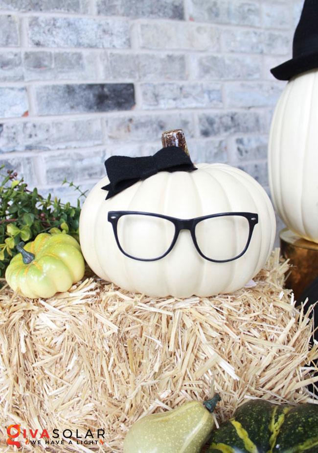 ý tưởng trang trí và khắc bí ngô đáo đáo cho lễ Halloween 41