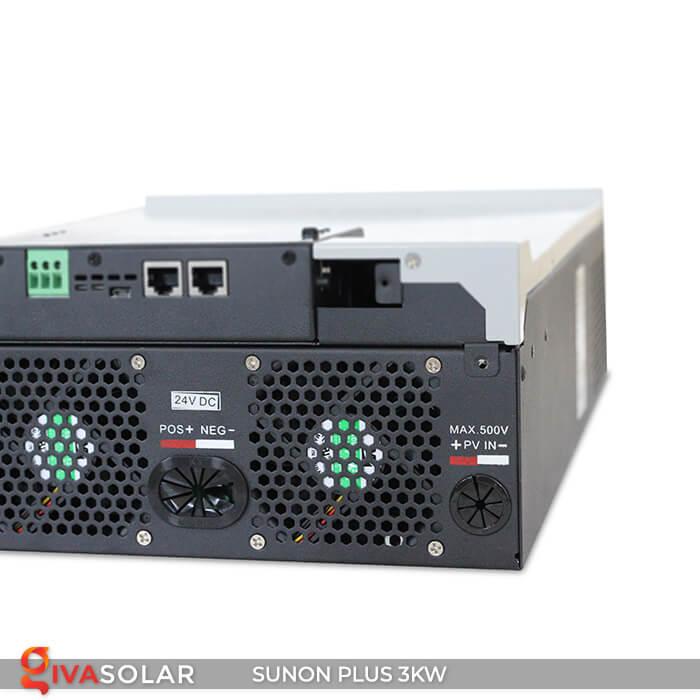 Biến tần năng lượng mặt trời SUNON PLUS 3KW 12