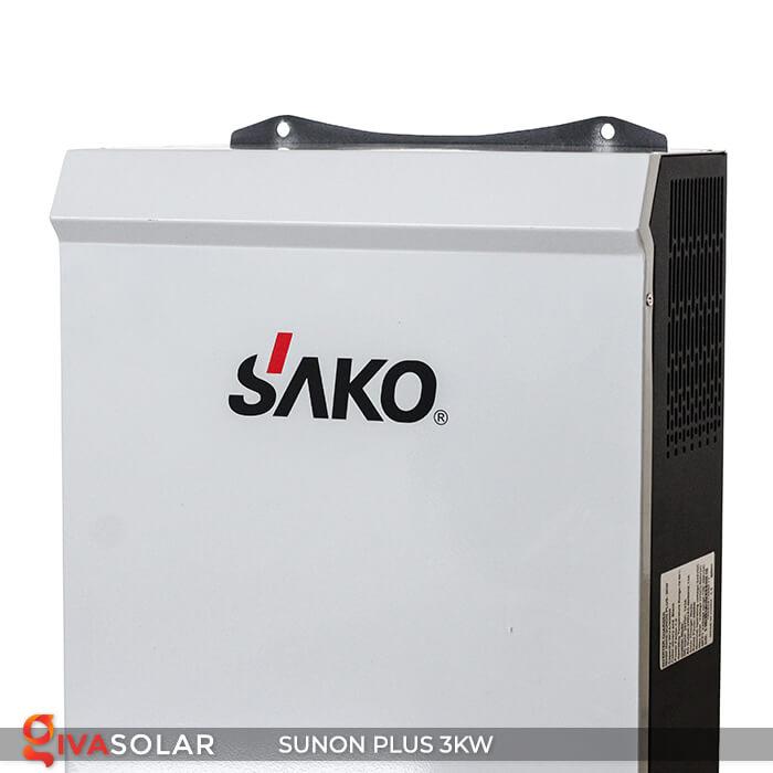 Biến tần năng lượng mặt trời SUNON PLUS 3KW 8