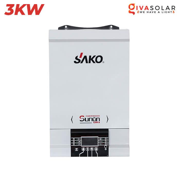 Biến tần năng lượng mặt trời SUNON PLUS 3KW