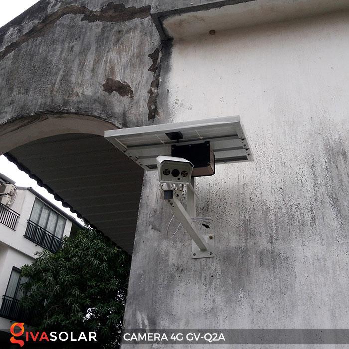 Camera sử dụng năng lượng mặt trời 4g GV-Q2A 1
