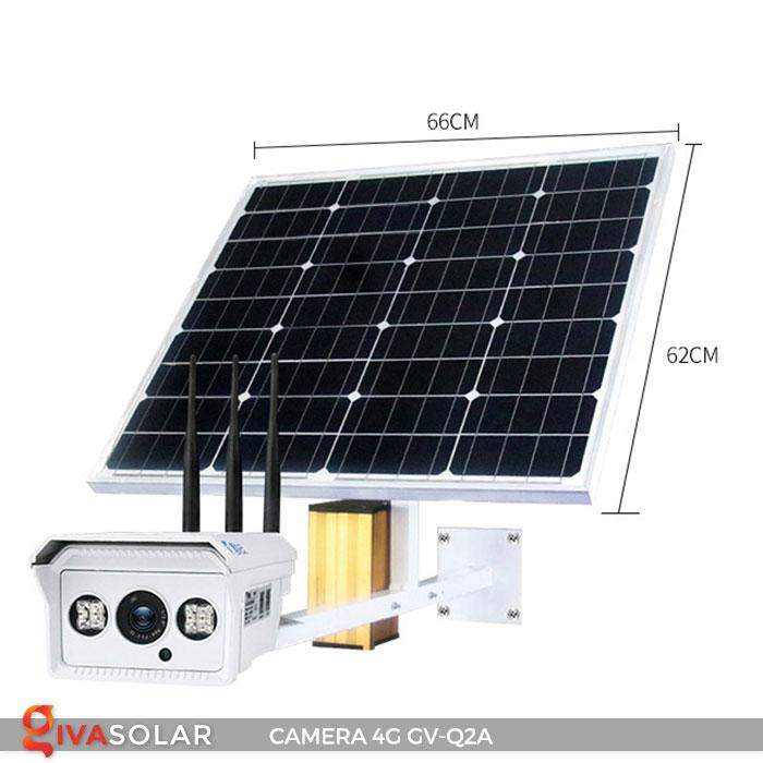 Camera sử dụng năng lượng mặt trời 4g GV-Q2A 10