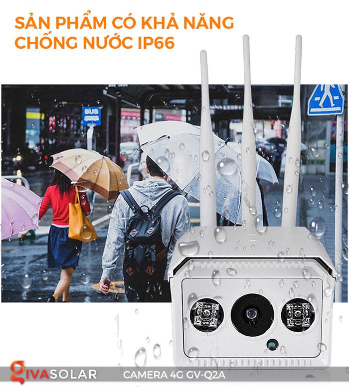 Camera sử dụng năng lượng mặt trời 4g GV-Q2A 12