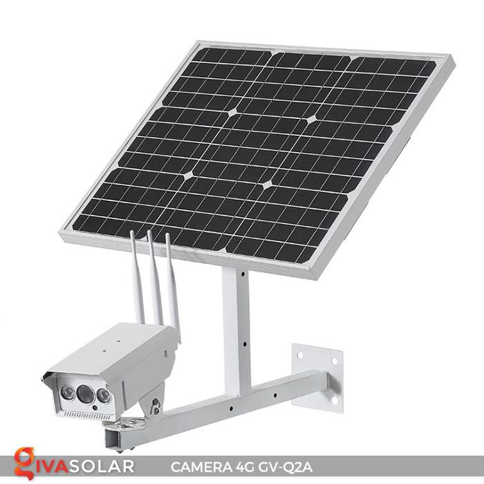 Camera sử dụng năng lượng mặt trời 4g GV-Q2A 14