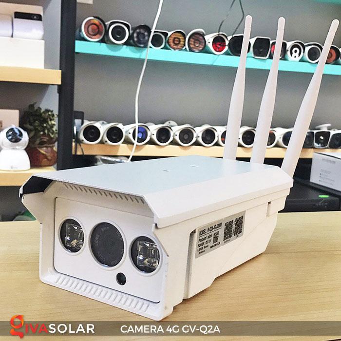 Camera sử dụng năng lượng mặt trời 4g GV-Q2A 15