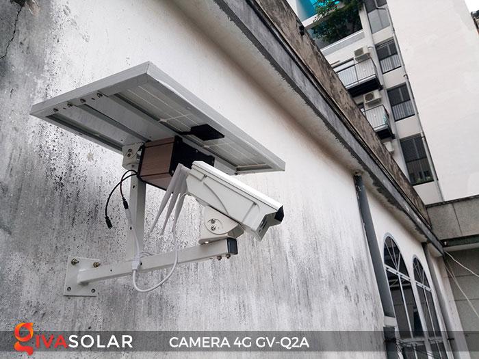 Camera sử dụng năng lượng mặt trời 4g GV-Q2A 2